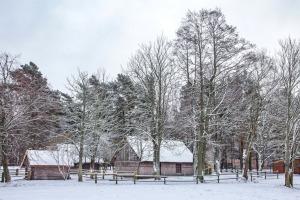 Piejūras brīvdabas muzejs, lībiešu un latviešu dzīvojamās un saimniecības ēkas 2