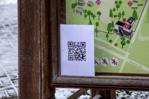 Noskenē QR kodu un sāc pirmo meklējumu pastaigā pa Piejūras brīvdabas muzeju 4