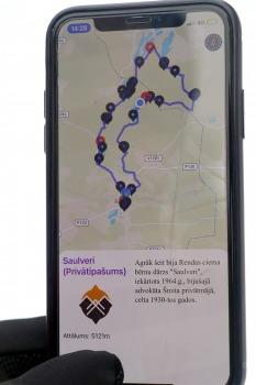 Travelnews.lv dodas 32 km pārgājienā Rendas apkārtnē Kuldīgas novadā 20