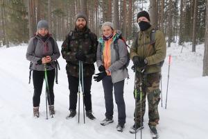 Travelnews.lv dodas 32 km pārgājienā Rendas apkārtnē Kuldīgas novadā 35