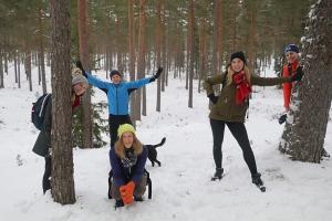 Travelnews.lv dodas 32 km pārgājienā Rendas apkārtnē Kuldīgas novadā 39