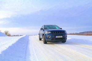 Travelnews.lv apceļo Latviju ar jauno «Jeep Compass 4xe» no oficiālā pārstāvja «Autobrava» 1