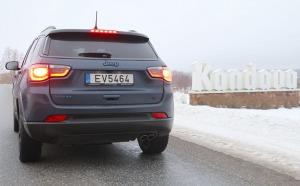 Travelnews.lv apceļo Latviju ar jauno «Jeep Compass 4xe» no oficiālā pārstāvja «Autobrava» 14