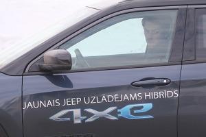 Travelnews.lv apceļo Latviju ar jauno «Jeep Compass 4xe» no oficiālā pārstāvja «Autobrava» 31