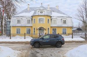 Travelnews.lv apceļo Latviju ar jauno «Jeep Compass 4xe» no oficiālā pārstāvja «Autobrava» 9