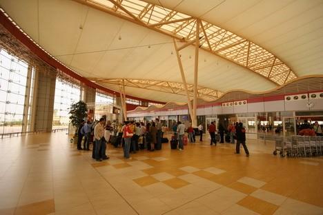 Šarm El Šeihas lidosta. Kūrorts Domina Coral Bay atrodas Ēģiptē, Šarm El Šeihā