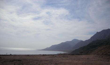 Skats uz Sarkano jūru