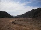 Tuksnesis starp pilsētām Dahab un Neweiba 13