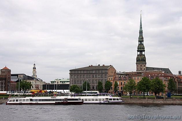 Rīgas pilsētas panorāma