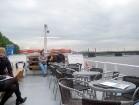 Rīgā kuģītis atiet no piestātnes 11. Novembra krastmalā pretī Rīgas pilij, no Lielā Kristapa skulptūras 50 metrus virzienā uz akmens tilta pusi 3