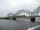 Daugavas upi šķērso vairāki tilti 13