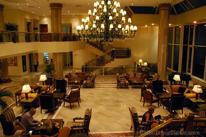 Viesnīcas BARON RESORT atpūtas telpa -  - www.novatours.lv