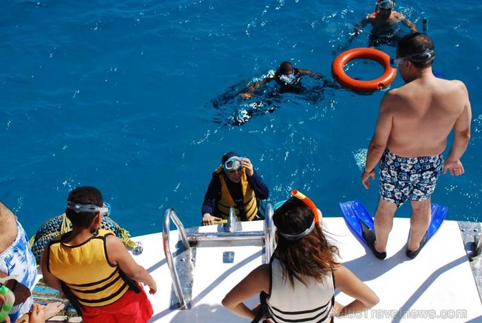 Ar glābšanas riņķi tomēr drošāk - www.novatours.lv