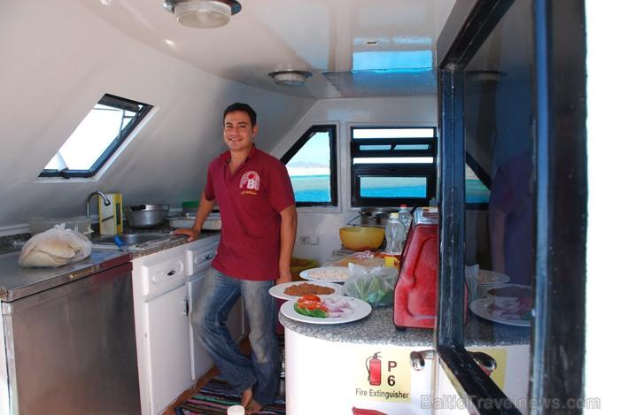 Mūsu kuģa pavārs - www.novatours.lv