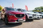 Konkursā «Latvijas Gada auto 2018» noritējis pirmais testa brauciens 6