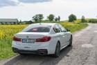 Konkursā «Latvijas Gada auto 2018» noritējis pirmais testa brauciens 17