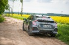 Konkursā «Latvijas Gada auto 2018» noritējis pirmais testa brauciens 21