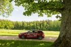 Konkursā «Latvijas Gada auto 2018» noritējis pirmais testa brauciens 23
