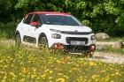 Konkursā «Latvijas Gada auto 2018» noritējis pirmais testa brauciens 29