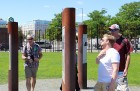Travelnews.lv apmeklē Berlīnes mūri, kas sadalīja pilsētu gandrīz 30 gadus 7