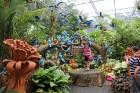 Travelnews.lv kopā ar «365 brīvdienas» un «Turkish Airlines» iepazīst tropu botānisko dārzu «Nong Nooch Tropical Garden» 9