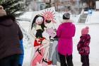 Aizvadīts Starptautiskais Ledus skulptūru festivāls 16
