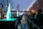 Aizvadīts Starptautiskais Ledus skulptūru festivāls 17
