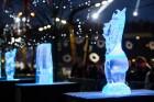 Aizvadīts Starptautiskais Ledus skulptūru festivāls 18
