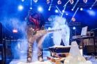 Aizvadīts Starptautiskais Ledus skulptūru festivāls 27