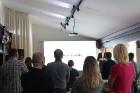 Audi un Volkswagen zīmola autodīlers «Moller Baltic» prezentējas restorānā «Bibliotēka Nr.1» 9