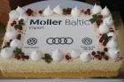 Audi un Volkswagen zīmola autodīlers «Moller Baltic» prezentējas restorānā «Bibliotēka Nr.1» 43