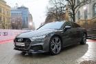 Latvijas Nacionālais mākslas muzejā jaunais «Audi A7 Sportback» prezentējas ar labāko šampanieti 6