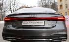 Latvijas Nacionālais mākslas muzejā jaunais «Audi A7 Sportback» prezentējas ar labāko šampanieti 7