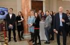 Latvijas Nacionālais mākslas muzejā jaunais «Audi A7 Sportback» prezentējas ar labāko šampānieti 23