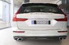 Latvijā 12.03.2018. tiek prezentēts jaunais un elegantais Volvo V60 3