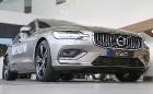 Latvijā 12.03.2018. tiek prezentēts jaunais un elegantais Volvo V60 18
