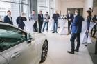 Latvijā 12.03.2018. tiek prezentēts jaunais un elegantais Volvo V60 Foto: balticpictures.lv 35