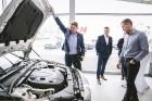 Latvijā 12.03.2018. tiek prezentēts jaunais un elegantais Volvo V60 Foto: balticpictures.lv 37