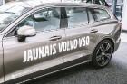 Latvijā 12.03.2018. tiek prezentēts jaunais un elegantais Volvo V60 Foto: balticpictures.lv 40