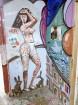 Urbānās Parīzes nekurienes vidū - mākslinieku mājā - meklējams smalks restorāniņš «The Office» 31