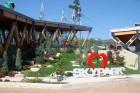 Travelnews.lv pārvar bailes no augstuma unikālajā Soču «Skypark». Atbalsta: Rosa Khutor 1