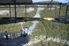 Travelnews.lv pārvar bailes no augstuma unikālajā Soču «Skypark». Atbalsta: Rosa Khutor 11