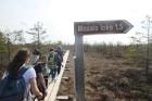 Travelnews.lv kopā ar «Dabas Sporta Zāli» dodas pārgājienā pa Ķemeru Nacionālo parku 42