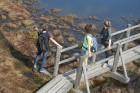 Travelnews.lv kopā ar «Dabas Sporta Zāli» dodas pārgājienā pa Ķemeru Nacionālo parku 48