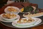 Travelnews.lv iepazīst grieķu restorānu «Santorini» Čikāgā. Atbalsta: Finnair 13