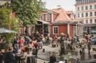 Berga Bazārā atklāts Vasaras Festivāls 7