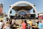 Jelgavā  aizvadīts jau 12. Starptautiskais smilšu skulptūru festivāls 1