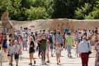 Jelgavā  aizvadīts jau 12. Starptautiskais smilšu skulptūru festivāls 10