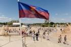 Jelgavā  aizvadīts jau 12. Starptautiskais smilšu skulptūru festivāls 12