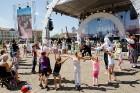 Jelgavā  aizvadīts jau 12. Starptautiskais smilšu skulptūru festivāls 20